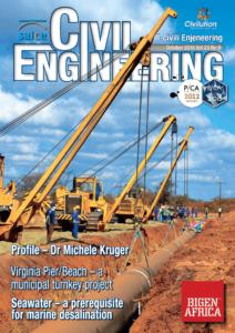 Civil Engineering Magazine - SAICE